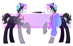 Party Pony (Closed) OTA by Liannell