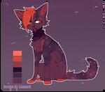 Dark Kitten Adopt (Closed) Auction