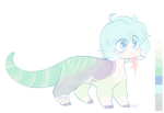 Lizard Adopt (Closed) Auction *---*