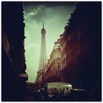 Les rues de Paris...