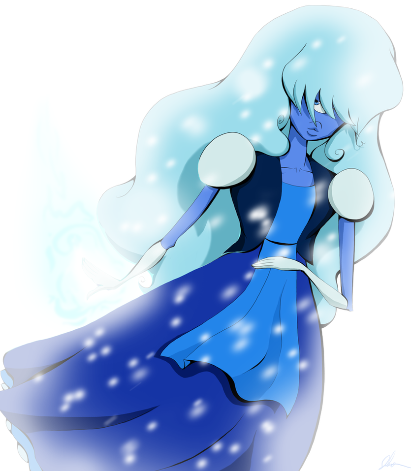 Sapphire by BeJuled