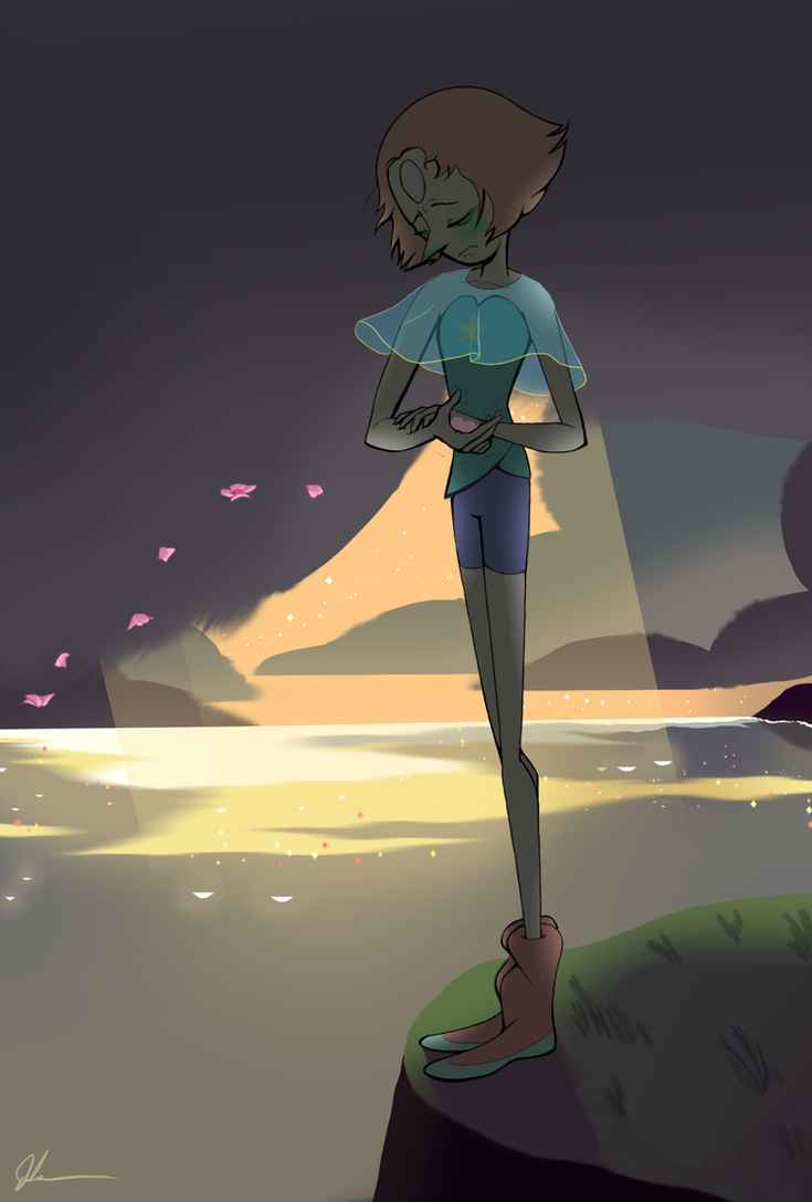 Pearl: Now That You're Gone... by BeJuled