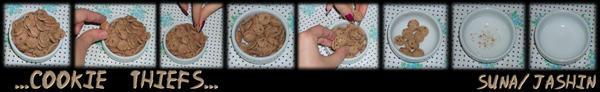 ...Cookie thiefs... by SunaJashin