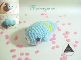 Crochet Mamegoma FREE PATTERN by NVkatherine