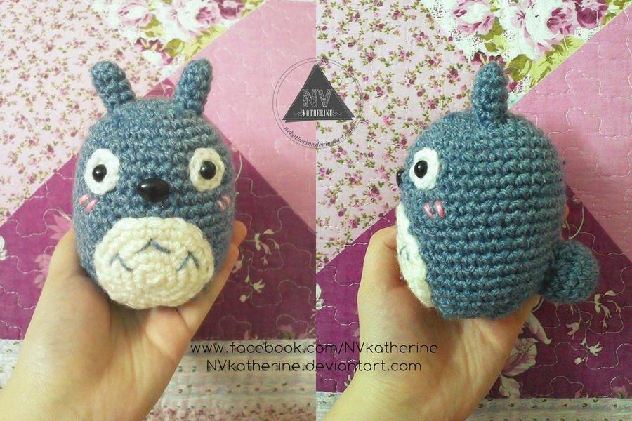 Chuppy Totoro by NVkatherine