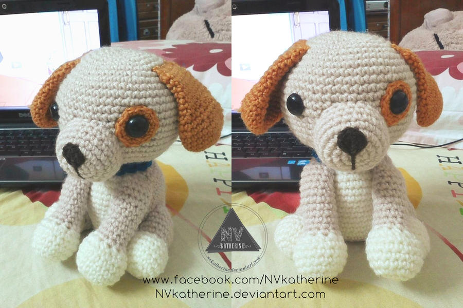 Lil' Kino the Puppy by NVkatherine