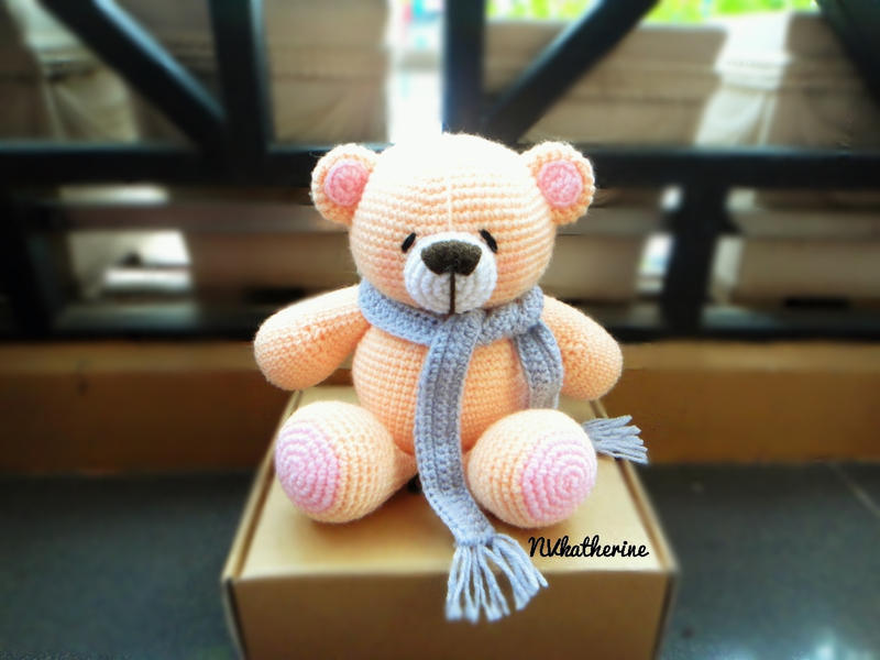 Forever friends bear by NVkatherine