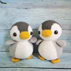 Penguins Amigurumi