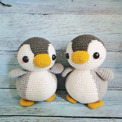 Penguins Amigurumi
