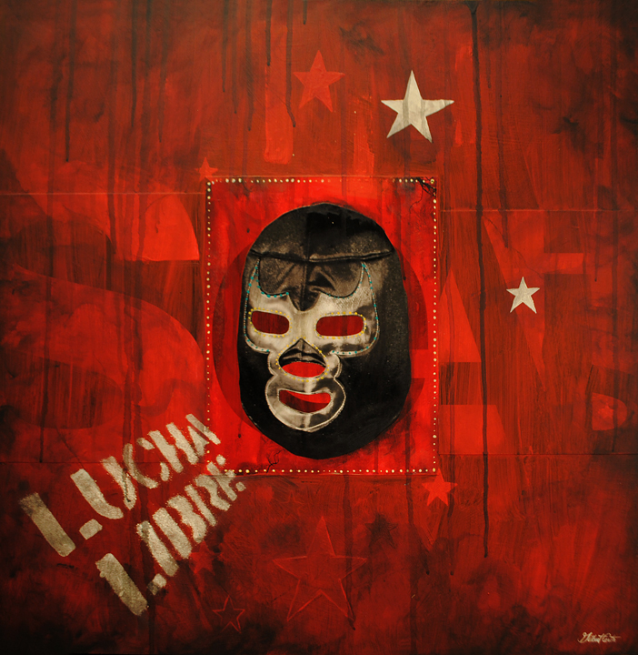 """Lucha Libre"" by GilbertCantu on deviantART"