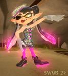Sparkly Callie