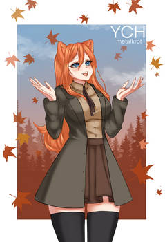 Autumn YCH (by metalkrot) [OPEN]