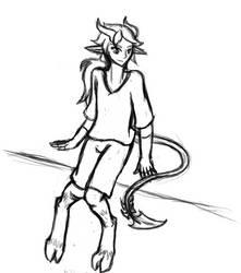 Demon Boy - Day 9