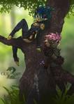 Guild Wars 2 - My Sylvari