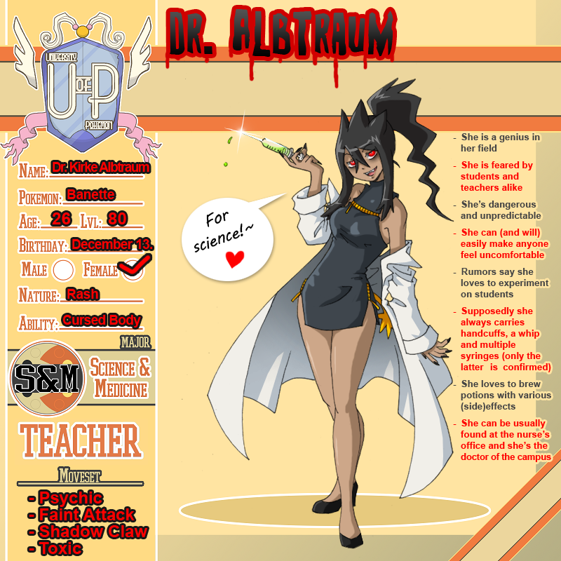 Dr.Kirke Albtraum by Qvi