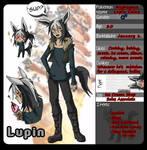 KalosCity - Lupin Application Sheet