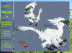 Daithi the Velociraptor