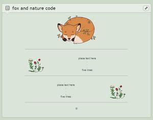 f2u noncore profile code - 56