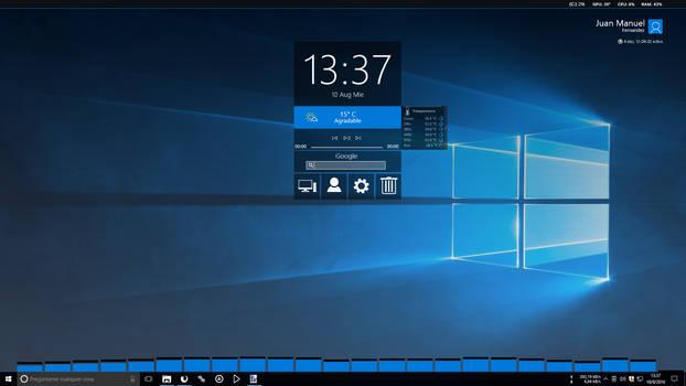 Windows 10 Anniversary Update 1607