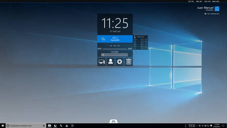 Windows 10 IP Build 15042 by JUANMAS7ER