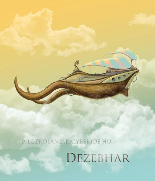 Dezebhar by Kalyber