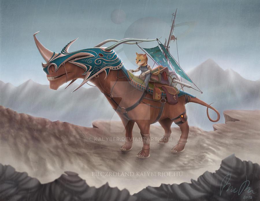 Meuw's Adventure by Kalyber