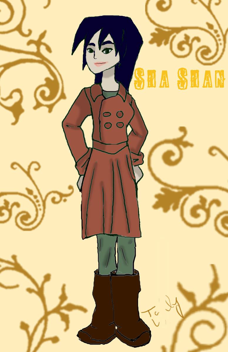 Sha shan