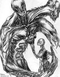 Inked Anatomy by kaaitkto