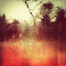 raining by sakiryildirim