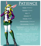 Commission: Patience Ref
