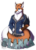 Commission: Blanca by Blitzy-Arts
