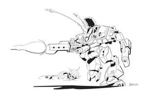 Peacekeeper by LKY13
