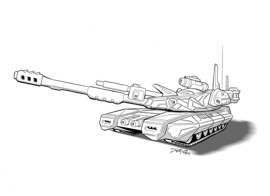 Rommel Howitzer by LKY13