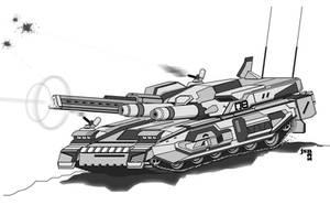 Narukami Tank by LKY13