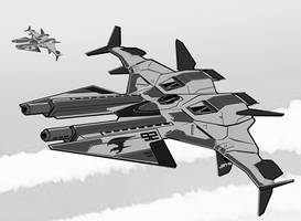 Aquila Fighter by LKY13