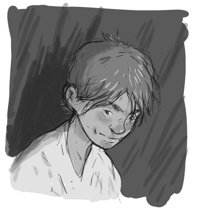Boy by Jouniac