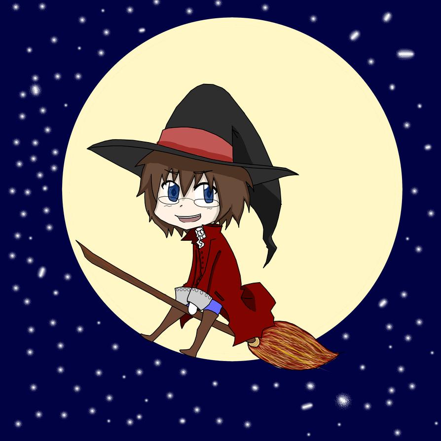 Halloweenbmo by Imposterchan