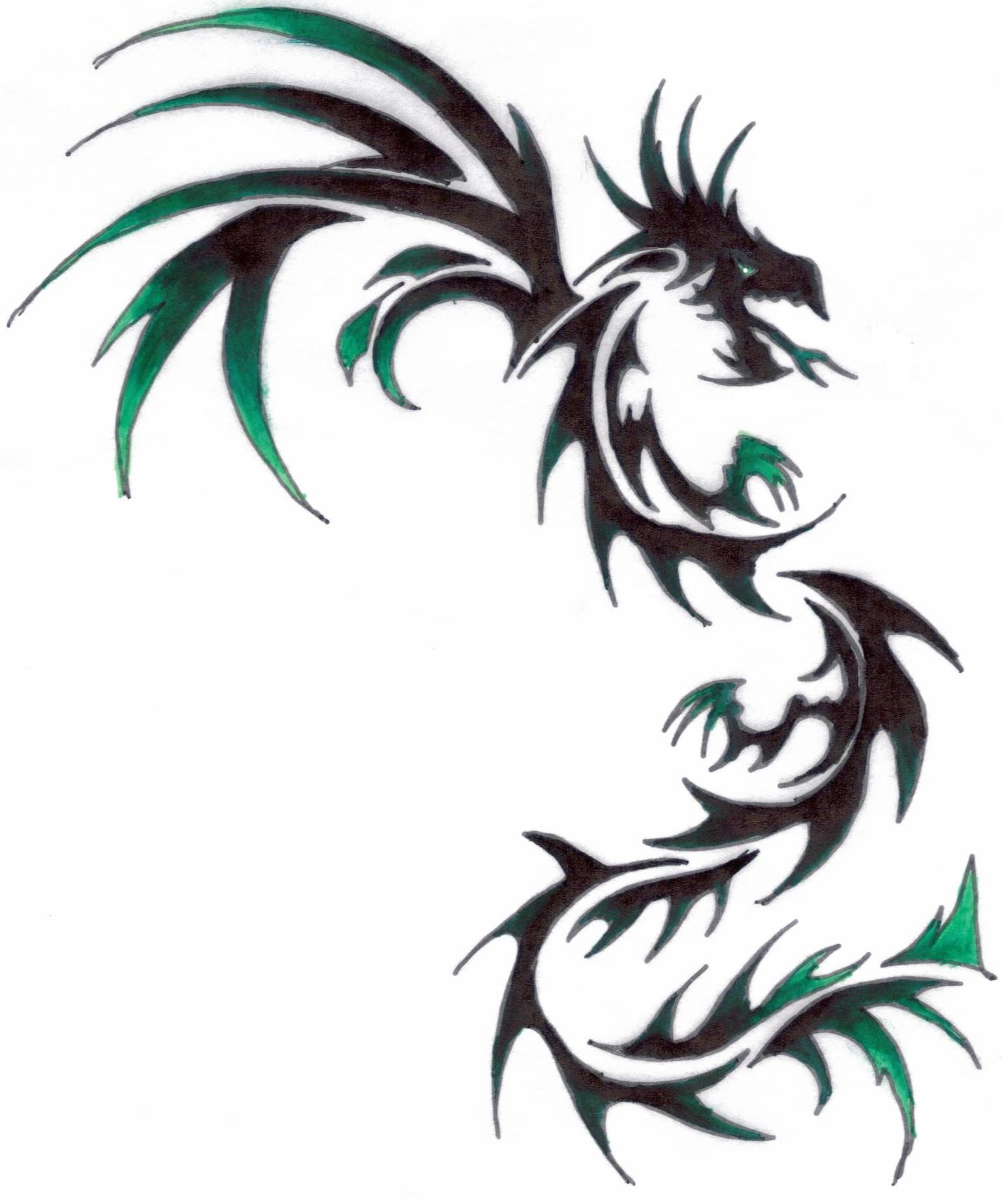 green dragon by kitsune lunar rose on deviantart. Black Bedroom Furniture Sets. Home Design Ideas