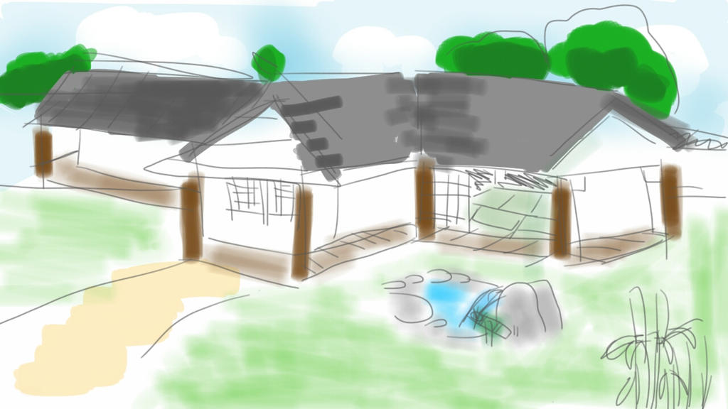 Draw your dream house by sakanachan on deviantart for Draw your dream house