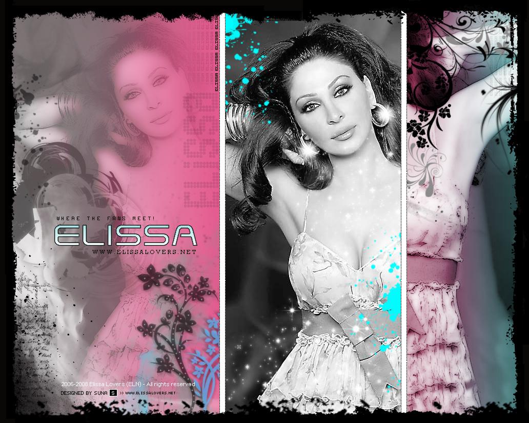 Elissa Wallpaper by I-SUNA-I on DeviantArt