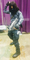 Metal Gear Rising cosplay Midwest AnimeCon 2018 by Cyborg-Samurai