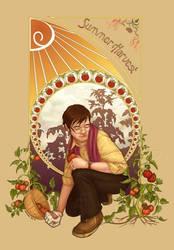 Summer Harvest by DarthFar