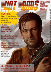 Hot Rods - Carth Revisited by DarthFar