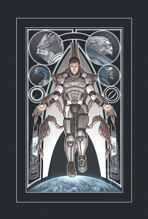 Guardian for the Many by DarthFar