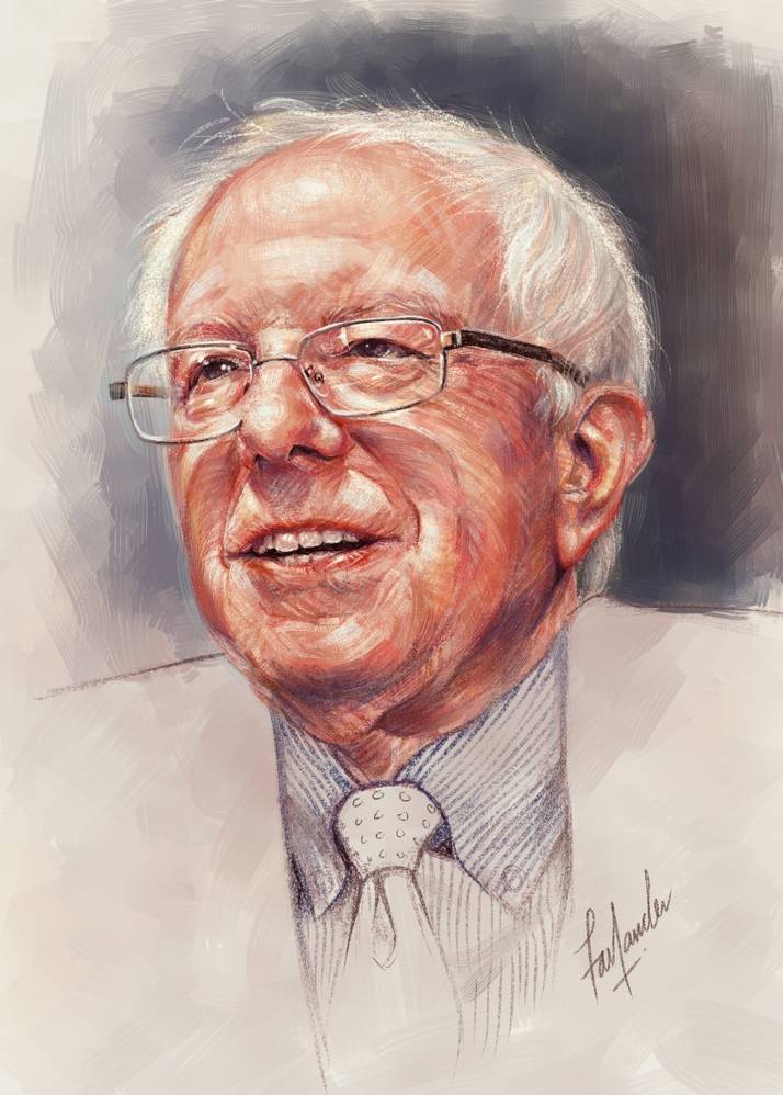 Feel the Bern by DarthFar