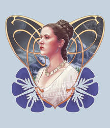 A Rebel Princess by DarthFar