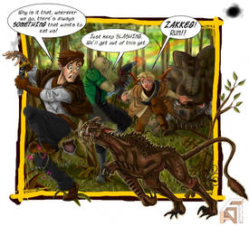 Beast Fodder by DarthFar