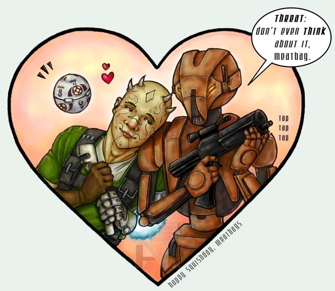 True Love Isn't by DarthFar