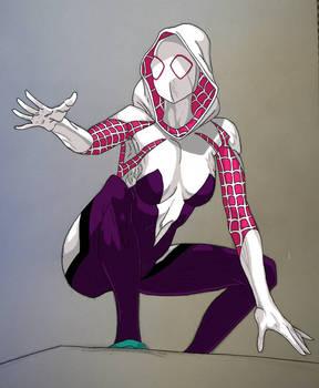 Spidey-Gwen