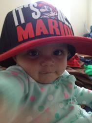 Little Girl, Big Hat Obsession